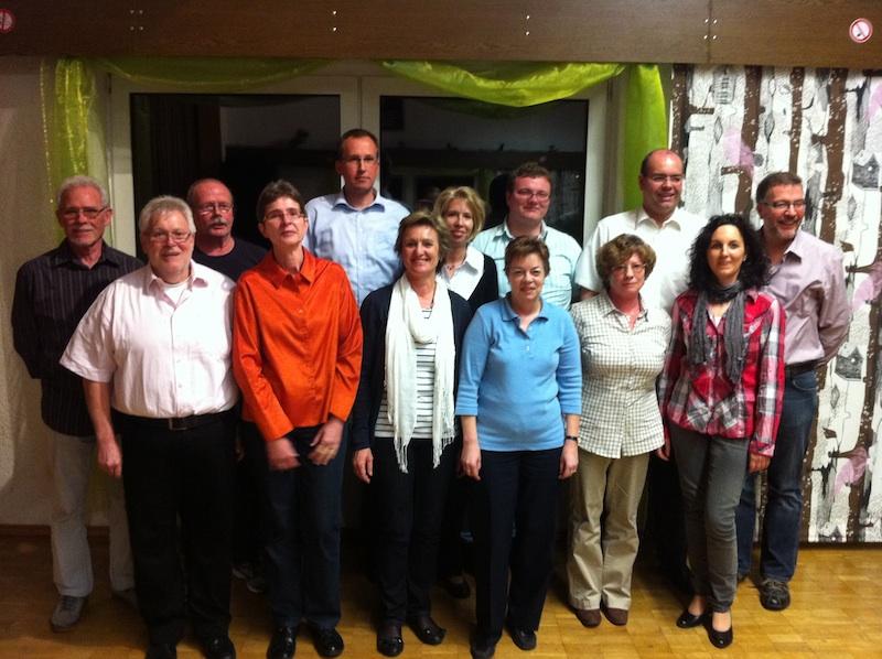 Der Vorstand 2011